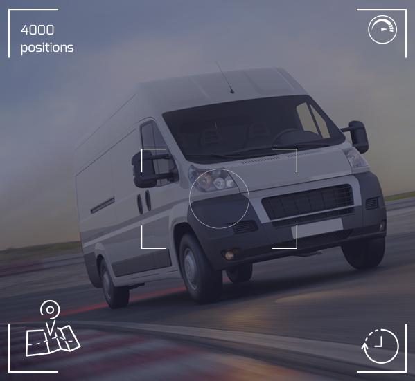 Visualisez l'ensemble de votre flotte en temps réel